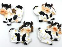 RESIN MAGNET, COW