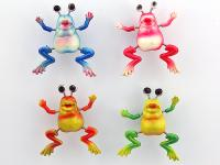 RESIN MAGNET, MOBILE FROG