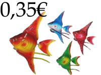 RESIN MAGNET, MOBILE ANGEL FISH