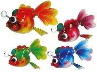 RESIN MAGNET, MOBILE FISH
