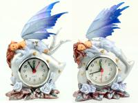 FAIRY CLOCK, RESIN