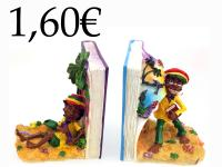 2 PIECES RASTA BOOK HOLDER