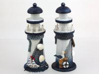 WOODEN LIGHTHOUSE