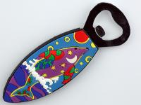 PVC. BOTTLE OPENER, MAGNET