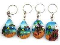 RESIN KEYRING