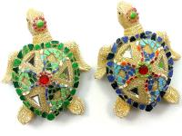 RESIN MAGNET, TURTLE