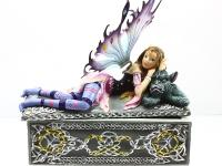 RESIN FAIRY, BOX