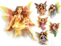 RESIN MAGNET, FAIRY