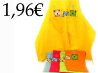 COOKING APRON, LITTLE BEARS
