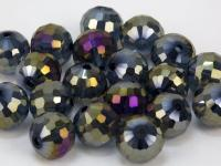 FACETED CRYSTAL BEAD
