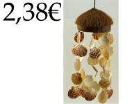 COCONUT MOBILE WITH SHELLS