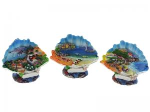 RESIN DECORATIVE WITH MARINE
